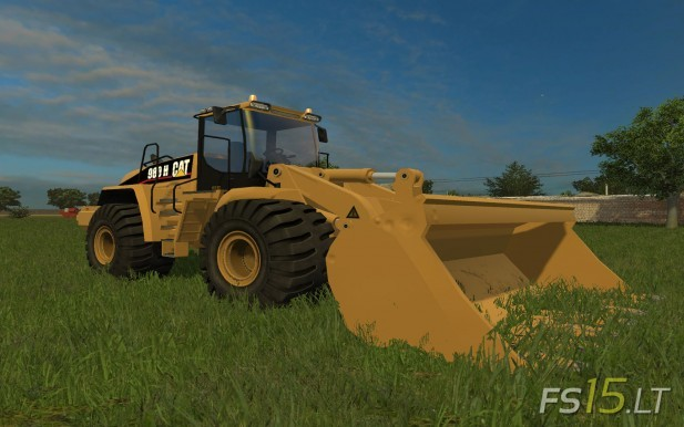 CAT- 980-H-Wheel-Loader