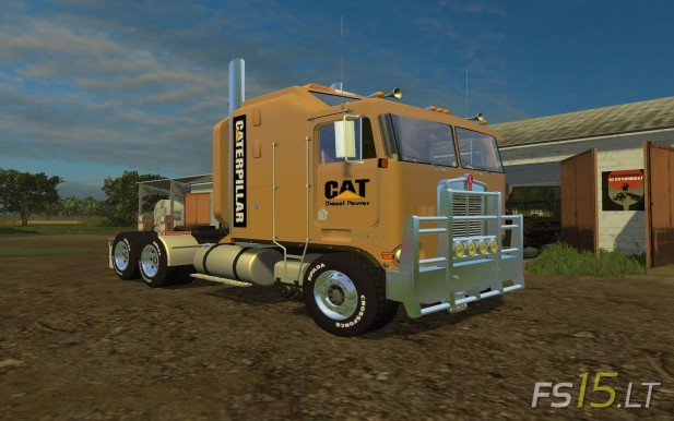 CAT-Kenworth-K100