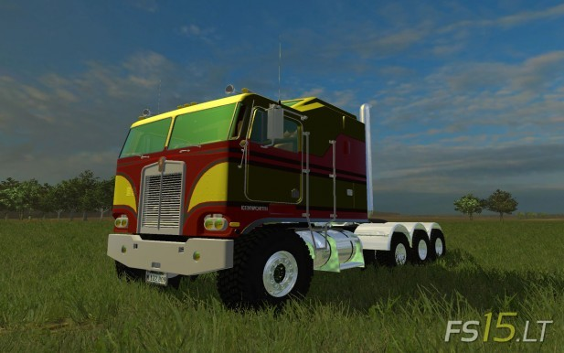 Kenworth-K-100-Cab-Over