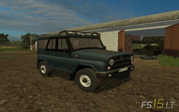 UAZ-Hunter-v-3.0