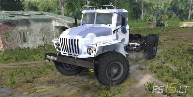 Ural-43206-1