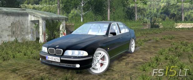 BMW-E39-Series-5-1