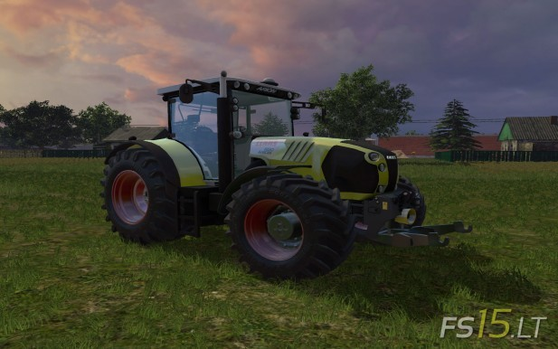 Claas-Arion-650