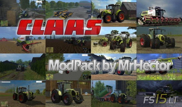 Claas-Mods-Pack