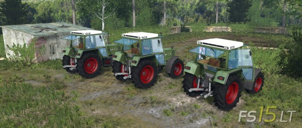 Fendt Farmer LSA Pack-2