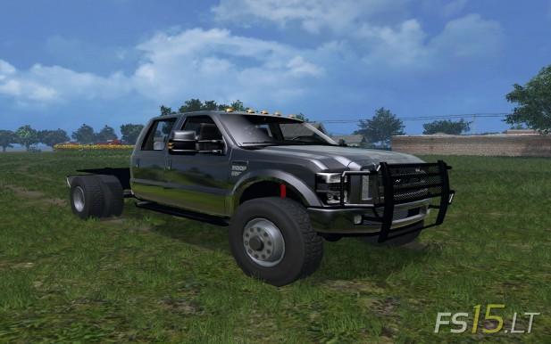 Ford-F350-Diesel