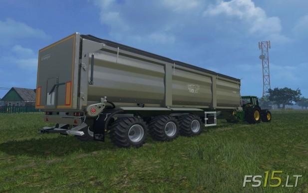 Krampe-SB-390-Fieldmaster-Multi-HDR-Dyeable-Trailer