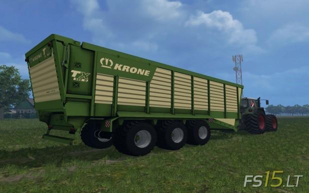 Krone-TX-560-D