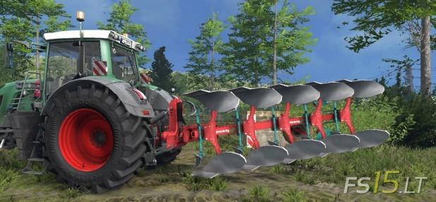 Kverneland-Plough-1