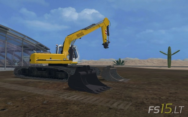 Liebherr-Excavators-Pack-1