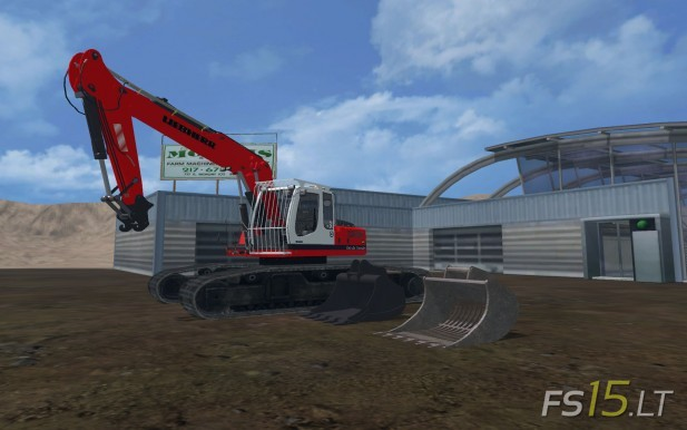 Liebherr-Excavators-Pack-3