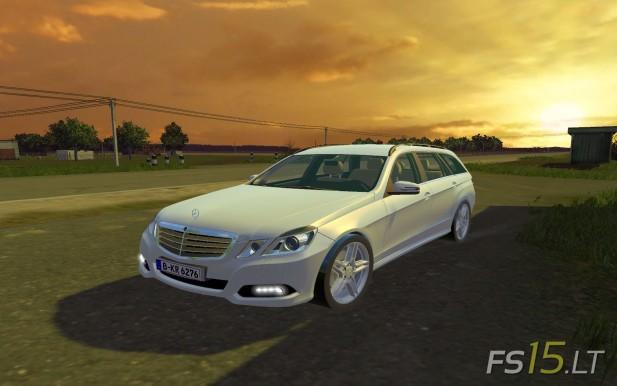 Mercedes-E350