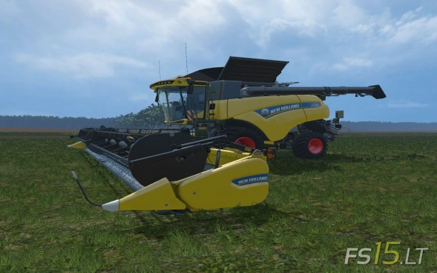 New Holland CR 10.90 Pack
