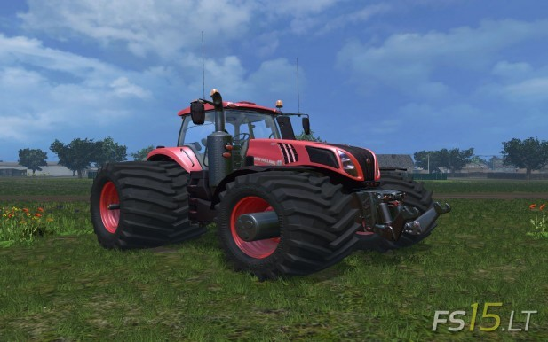 New-Holland-T-832-Evo-X-update