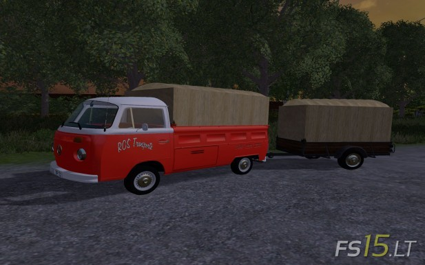 ROS-VW-Car-with-Trailer