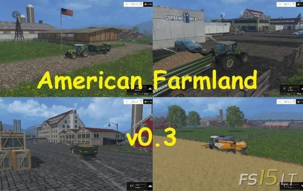 American Farmland v 0.3