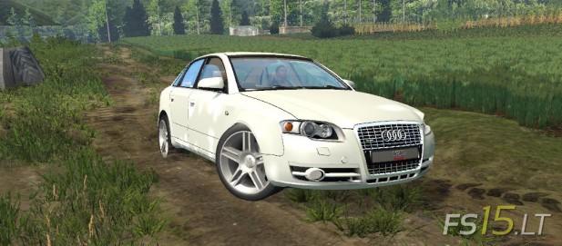Audi A4 Quattro-1