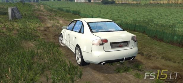 Audi A4 Quattro-2