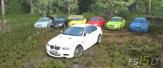 BMW E92 M3-1