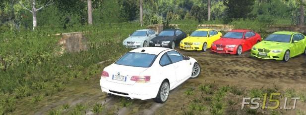 BMW E92 M3-2