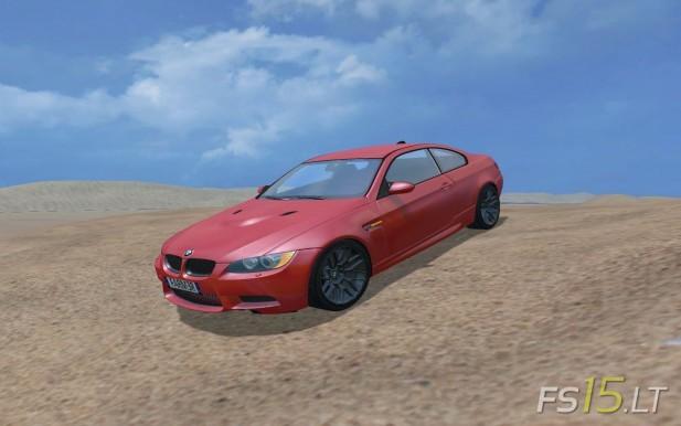 BMW M3 E92 v 2.0 Multicolor