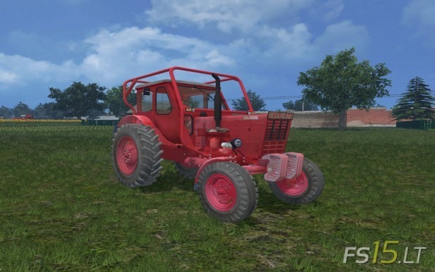 Belarus MTZ 50 Red Edition