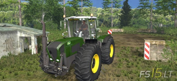 Caterpillar 3800 John Deere Edition-1