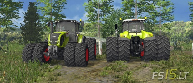 Claas Axion 850-2