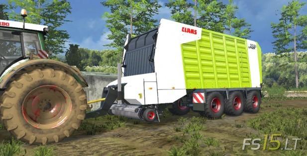 Claas Cargos 9500-1