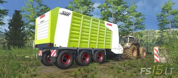 Claas Cargos 9500-2
