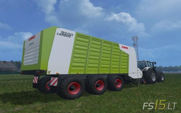 Claas Cargos 9500