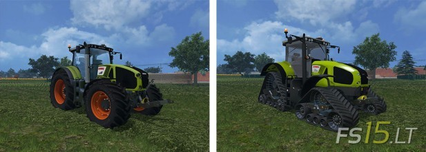 Claas Mods Pack v 1.0 by vydka-1