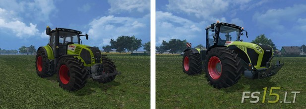 Claas Mods Pack v 1.0 by vydka-2