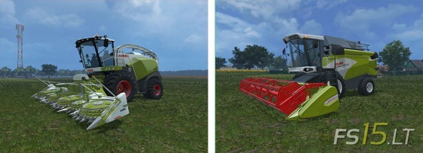 Claas Mods Pack v 1.0 by vydka-3
