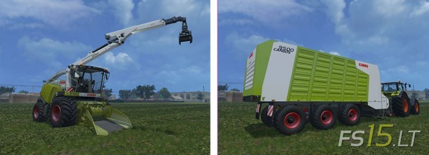 Claas Mods Pack v 1.0 by vydka-4