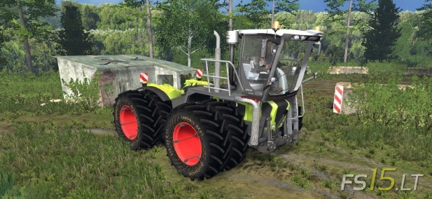 Claas Xerion 3800 Saddle Trac-2