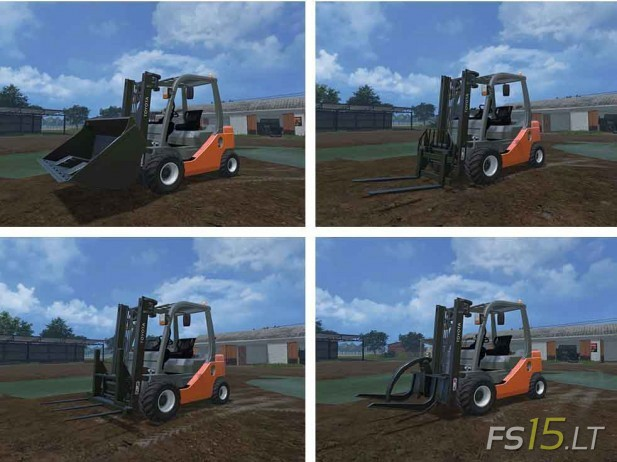 Forklifts Mods Pack v 1.0 by vydka-1