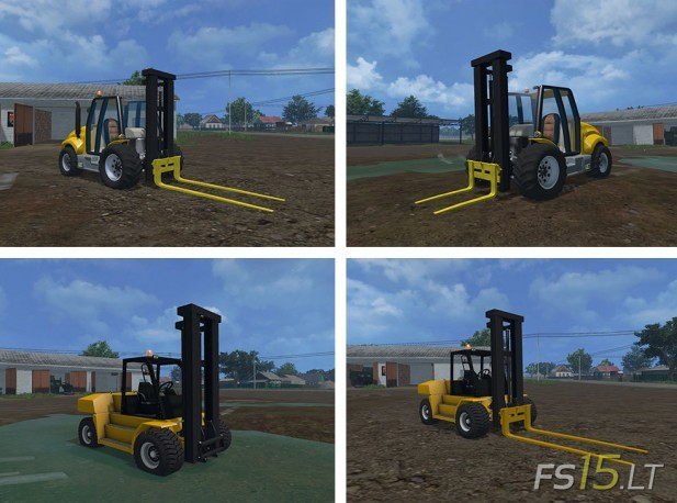 Forklifts Mods Pack v 1.0 by vydka-3