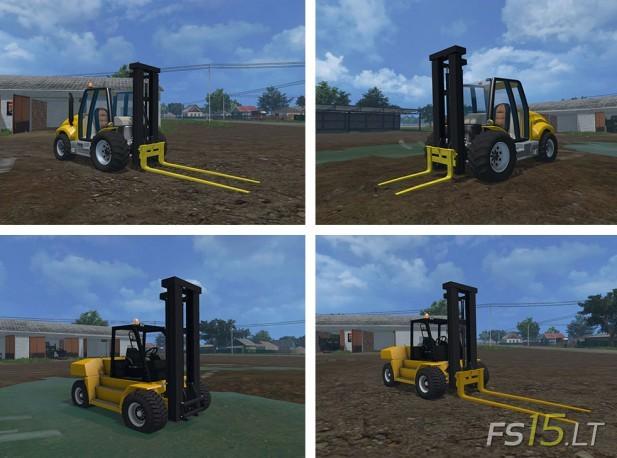Forklifts Mods Pack v 1.0 by vydka-3