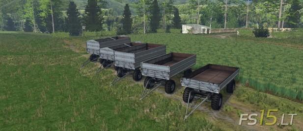 Fortschritt HW80 Pack-1