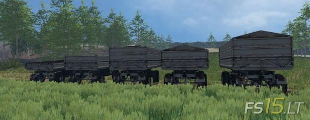 Fortschritt HW80 Pack-2