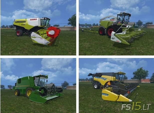 Harvesters Pack v 1.0 by vydka-1