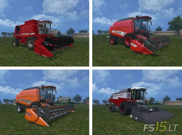 Harvesters Pack v 1.0 by vydka-2