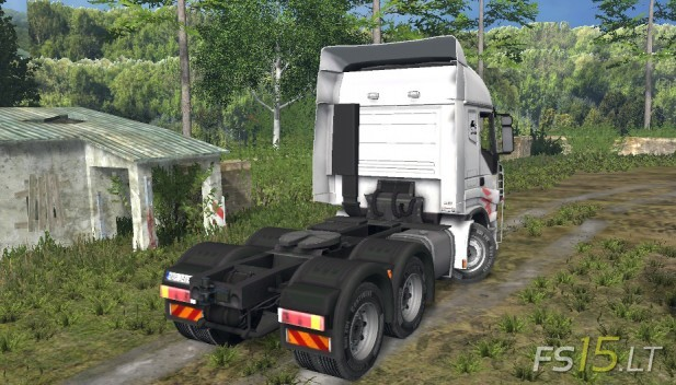 Iveco Stralis AS 600-2