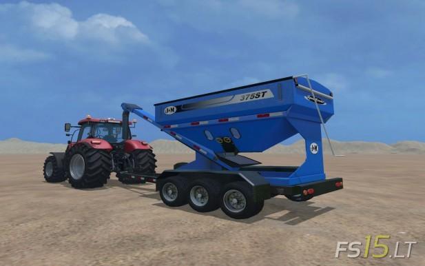 J&M Seed Tender 375ST-2