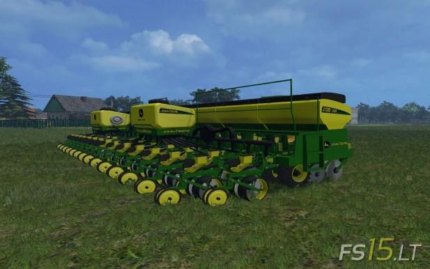 John Deere 2130 Planter CCS
