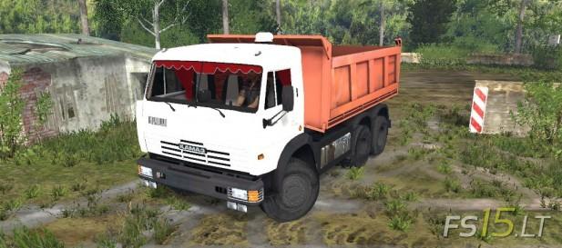 Kamaz 4326-1