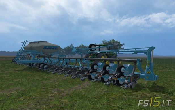 Kinze 3800 v 1 0 | FS15 mods - FS15 LT