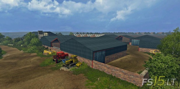 Knuston Farm Extended Map-2