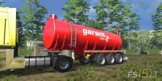 Kotte Garant Tank Multicolor-1